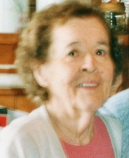 Madame Micheline Boucher, 1921-08-17 / 2014-12-19